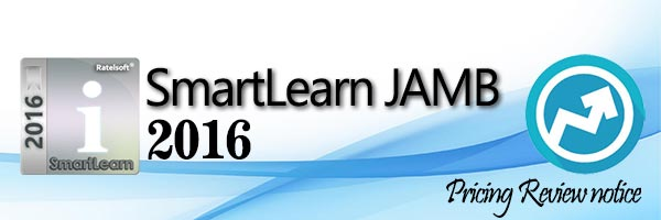 SmartLearn JAMB 2016 Price Review