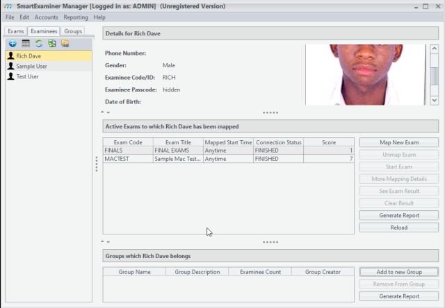 The Computer Based Testing (CBT) and e-Examination software solution